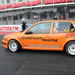 VWDRC - Dannie Highman - Orange VW Golf Mk4